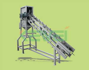 coconut cutting machine / processing machinery / dehusker
