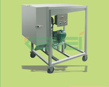 olive slicing machine