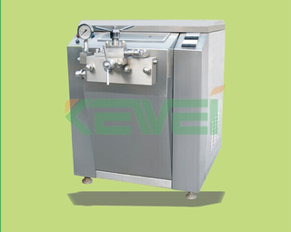 homogenizer and pasteurizer for juice